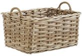 Pier 1 Imports Kubu Natural Wicker Large Storage Basket