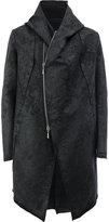 Masnada oversized hooded jacket