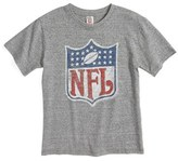 Junk Food Clothing Boy's 'Nfl Shield' Graphic T-Shirt