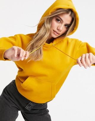 G Star G-Star hoodie in yellow
