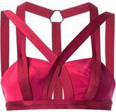Dion Lee elastic bra top