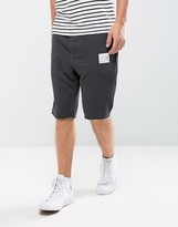 Religion Jersey Oil Wash Shorts