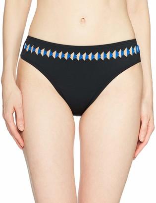 Kenneth Cole New York Women's Caviar Solids Hipster Bikini Bottom