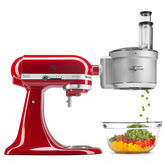 KitchenAid Kitchen Aid Food Processor Attachment with Commercial Style Dicing Kit KSM2FPA