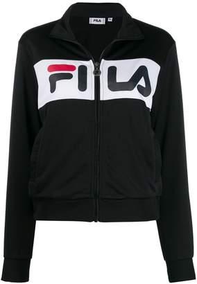 Fila logo printed jacket