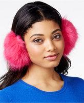 Betsey Johnson xox Trolls Faux-Fur Ear Muffs, Only at Macy's