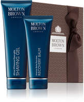 Molton Brown Mens Shave & Recovery Gift Set for Oily Skin