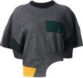 Toga asymmetric jumper