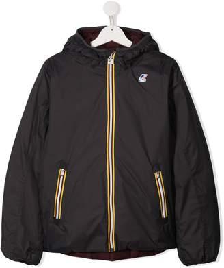 K Way Kids Jacques reversible thermal jacket