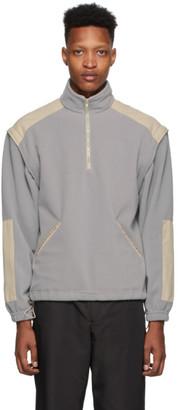 GR10K Blue Second Chance Fleece Sweater