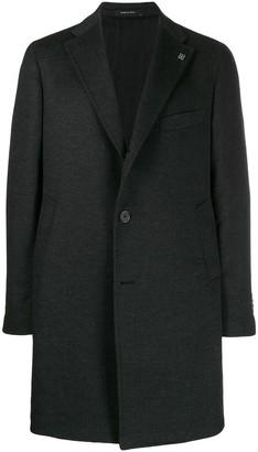 Tagliatore Classic Single-Breasted Coat