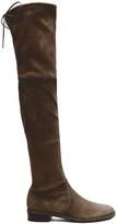 Stuart Weitzman Lowland Suede Boots