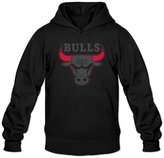 MAGG Mascot Benny The Bull Chicago Bulls Hoodies Mens
