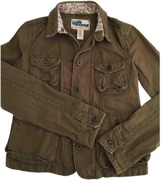 Ralph Lauren Khaki Denim - Jeans Jacket for Women