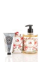 Panier des Sens Liquid Marseille Soap & Hand Cream 2-Piece Set - Rejuvenating Rose