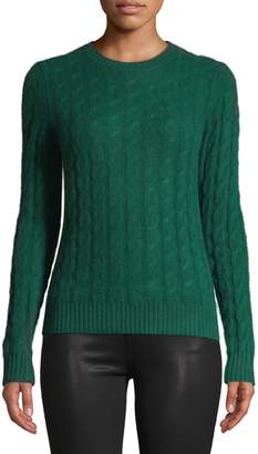 Lord & Taylor Cashmere Cable Pullover