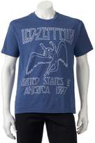 Men's Led Zeppelin USA 1977 Tee