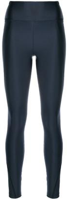 Filippa K FILIPPA-K Soft Sport gloss-effect high rise leggings
