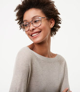 LOFT Round Reading Glasses