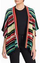 Lauren Ralph Lauren Stripe Cardigan, Multi