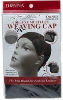 Donna Black Multi Use Weaving Cap