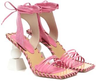 Jacquemus Les Sandales Valerie Hautes sandals