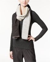 Eileen Fisher Cotton-Blend Colorblocked Scarf