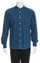 Acne Studios Isherwood Den Button-Up Shirt