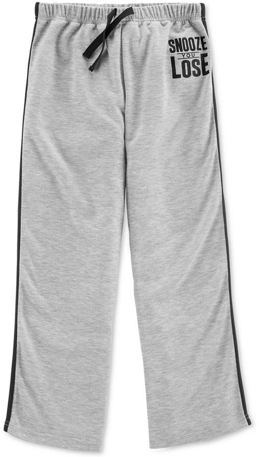 Carter's Big Boys Snooze You Loose Pajama Pants