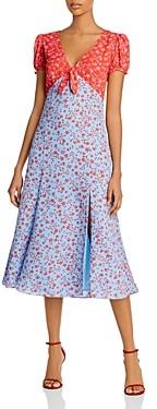 LIKELY Likley Raffa Printed Dress