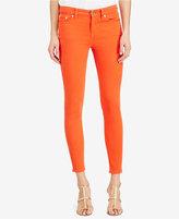 Lauren Ralph Lauren Premier Ankle Skinny Jeans
