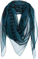 Alexander McQueen McQ Square scarves