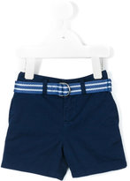 Ralph Lauren belted shorts - kids - Cotton/Spandex/Elastane - 9 mth