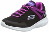 Skechers Girls' Ultra Flex Rainy Daze Trainers