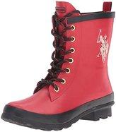 U.S. Polo Assn. Women's) Women's Jacky Rain Boot
