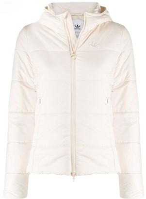 adidas Slim Hooded Jacket