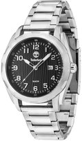 Timberland Men's New Market Stainless Steel Bracelet Watch 45mm TBL13330XS02M