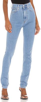 Helmut Lang Femme Hi Spike Jean