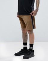 Asos Skinny Cord Cut & Sew Short