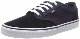 Vans ATWOOD TEXTILE SUEDE Men Low-Top Trainers