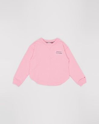 Tommy Hilfiger Tommy Tape Sweatshirt - Teens
