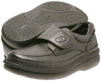Propet Scandia Strap (Black Grain) Men's Shoes