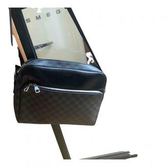 Louis Vuitton Daytona Reporter Grey Cloth Bags