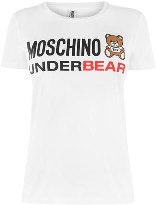 Moschino Short Sleeved T Shirt