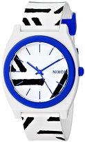 Nixon Women's A119-1801-00 Time Teller P Analog Display Watch