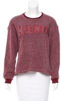 Kenzo Embroidered Pullover Sweatshirt