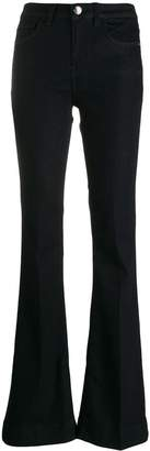 Pinko slim-fit flared jeans