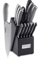 Cuisinart Graphix Herringbone 15-pc. Stainless Steel Cutlery Set
