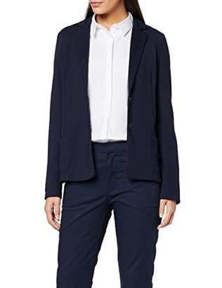 S'Oliver Women's 04.899.54.5377 Suit Jacket, (Black 9999), 14 (Size: )