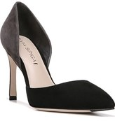 Via Spiga 'Ramona' Colorblock d'Orsay Pump (Women)